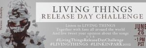 LIVING THINGS Release Day Challenge Flyer by IamroBot-X