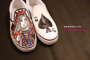 2ne1 TV SHOES by BeaAraneta