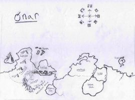 Onar Map by Michlearie