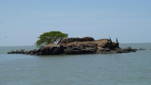 Lake Tana Island by fuguestock