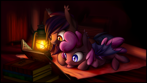 Bat Time Stories by xn-d