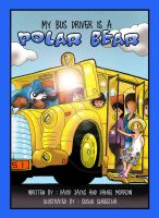My bus driver is a polar bear by GH0STMUTT