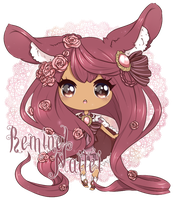 Adopt Collaboration Rosebunny GNA by Reminel