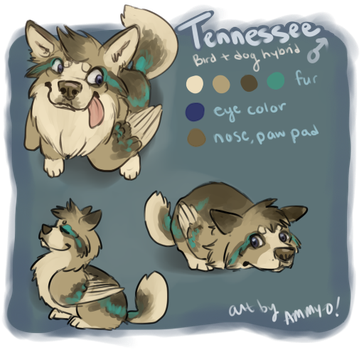 Tennessee Ref by ammy-o