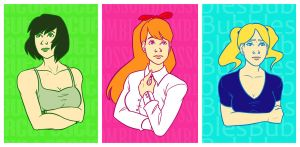 PPG - Graphic Girls by Original-Blue
