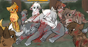 The Death of Rippletail by CascadingSerenity