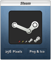 Steam Icon by Th3-ProphetMan