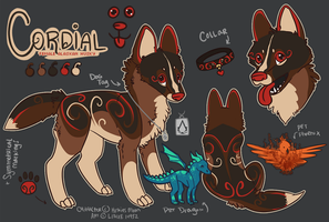 [Com] Cordial by lithxe