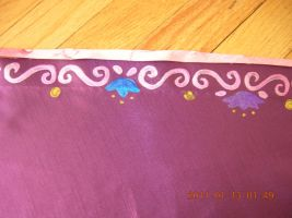Rapunzel Overskirt Painting 2 by AllenGale