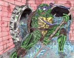 Donatello Sewer by BioMechGinger
