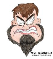 Mr. MeanGuy by Cartoon-Eric