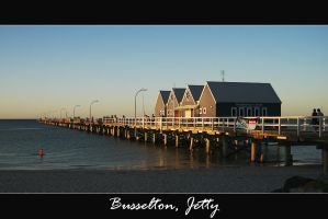 Busselton, Jetty by Cicerl
