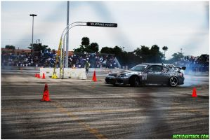 S15 DriftSpeed vs Skyline 2nd by motion-attack