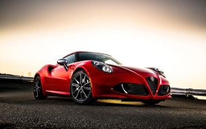 2015 Alfa Romeo 4C by ThexRealxBanks