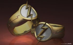 New Flash Ring by JeremyMallin
