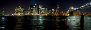 Brooklyn s View by donpernycator