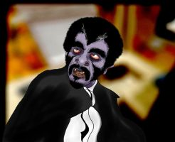Blacula by Makinita