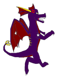 Started ID - Cyndro by Fire-Storm-Dragon