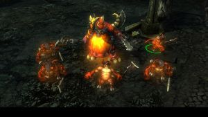 Balphagore with his minions by TorturerWraithSpy