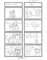 Crime and Punishment -4koma- 2 by ItaLuv