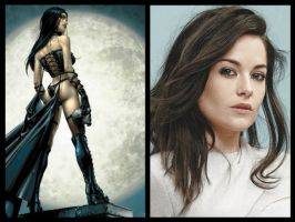 Hellfire Series Casting: The Black Queen by Myths-of-Genesis