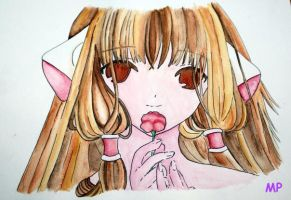 Chobits by Marzy85