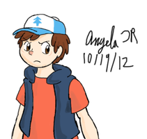 Dipper PS Practice by CherishedRose