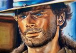 Terence Hill by SoulShapedFace
