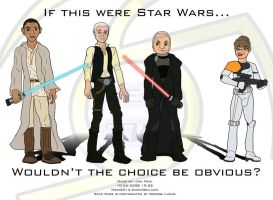 Star Wars Election 2008 by Daker3