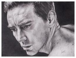 Lee Pace by SnuffleBunny