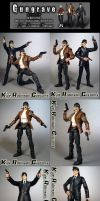 Gun Grave Custom Figure Set by KyleRobinsonCustoms