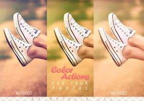 LFL Resources. Color Actions for your photos. by NataliaLfl