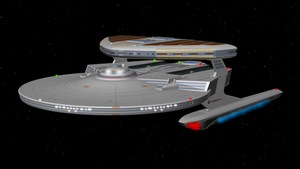 Miranda MkIV class by enterprisedavid