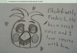 Ask The FNAF Crew! Question 82 by InvaderAllieNinja