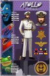 AMOCT - Admiral Victor Andor by arkeis-pokemon