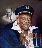 Count Basie by Paluso4art