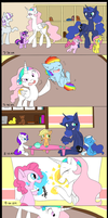 Daycare daily life by theluckyangel