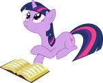 Twilight Sparkle Worrying by Jeatz-Axl
