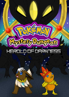 PMD - Herold of Darkness  - Cover Deutsch by Icedragon300