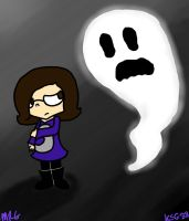 The Ghost by KookyShyGirl88
