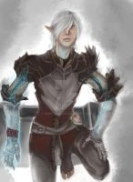 Just a Fenris by Rain-tear