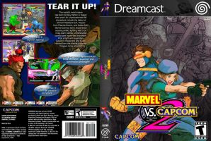 Marvel Vs Capcom 2 by jadencorsair