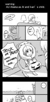 APH: Al and Ivan for halloween by waterylt