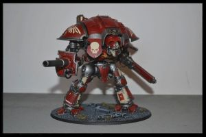 Imperial Knight - Front by TheWayOfTempest