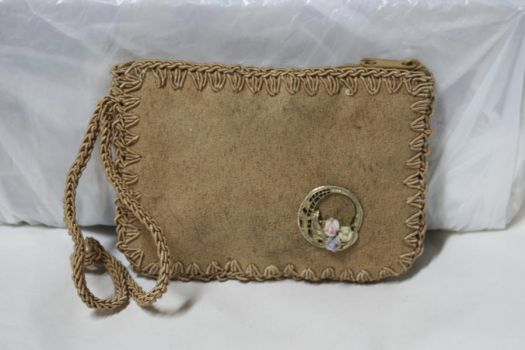Mori Girl Change Purse by One-Eyed-Kitty