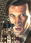 Asylum of the Daleks by Marc137
