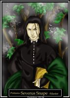 The Potions Master Card by Artemissia-G
