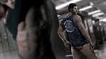 Chris Redfield in a Locker Room by DaemonCollection