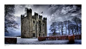 Hylton Castle HDRi Pano by Wayman