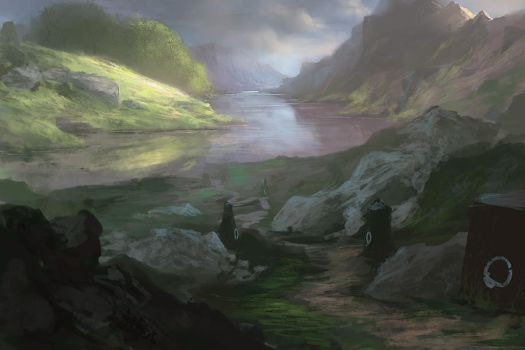 The Last River by noahbradley